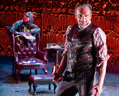 Image for C.S. LEWIS' THE SCREWTAPE LETTERS