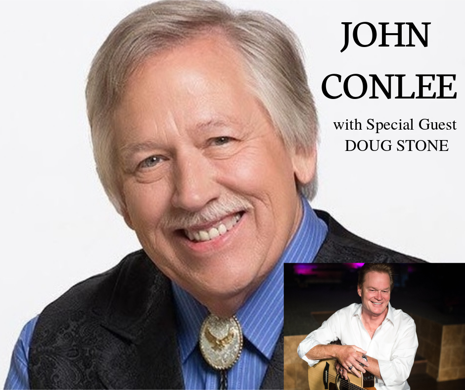Image for JOHN CONLEE with special guest DOUG STONE