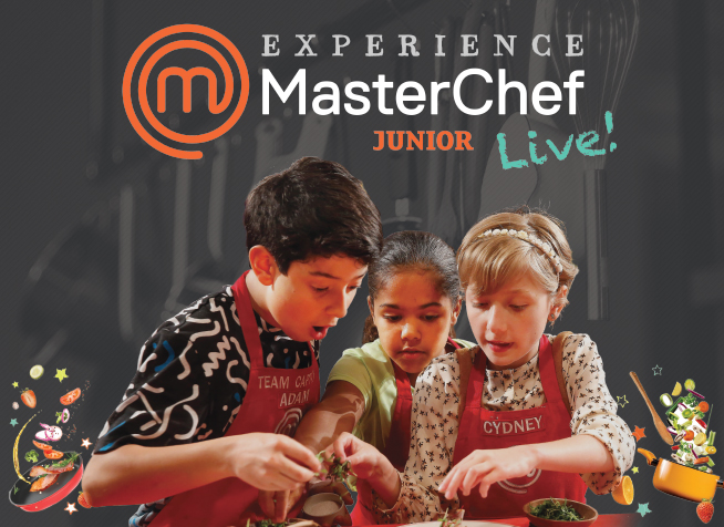 Image for MASTERCHEF JUNIOR LIVE!