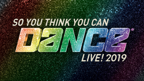 Image for SO YOU THINK YOU CAN DANCE LIVE! 2019