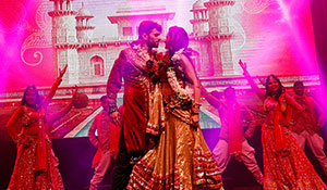 Image for TAJ EXPRESS THE BOLLYWOOD MUSICAL REVIEW