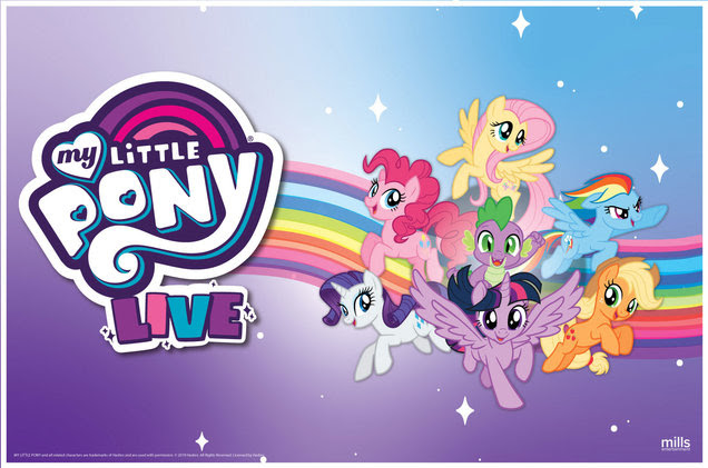 Image for MY LITTLE PONY LIVE!