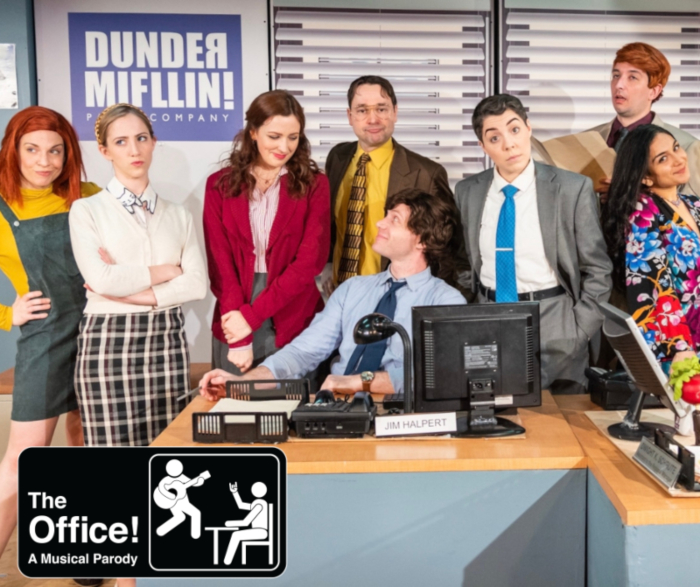 Image for THE OFFICE, A MUSICAL PARODY