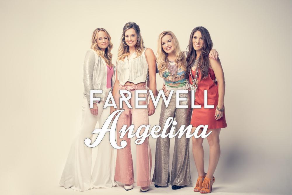 Image for FAREWELL ANGELINA