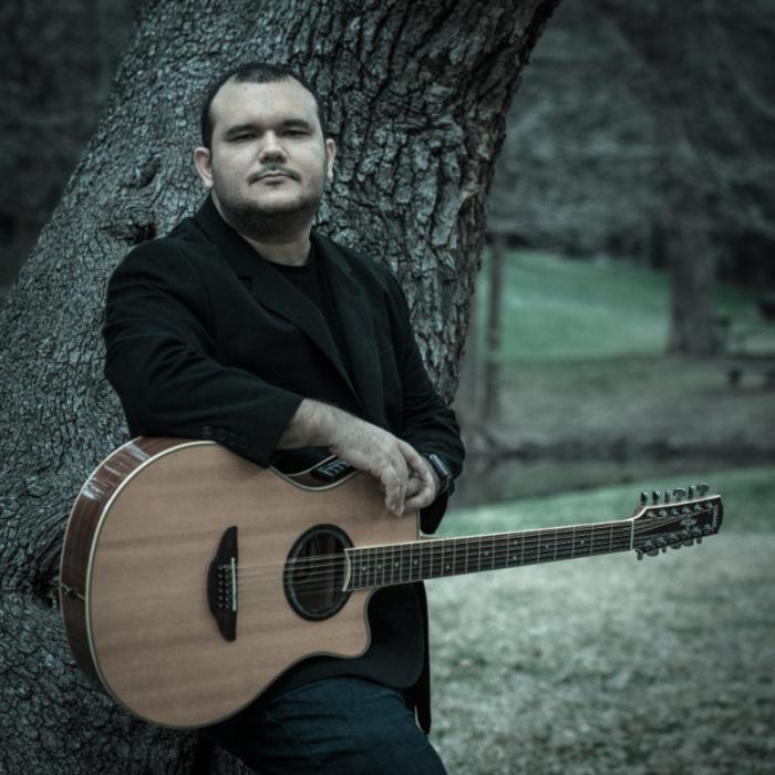 Image for GABRIEL SANTIAGO ~ West Texas Guitar Festival