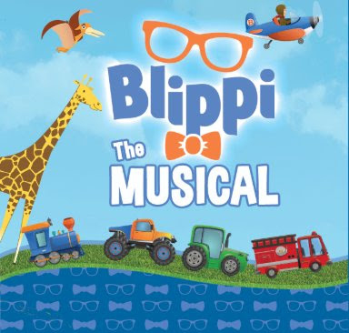 Image for **CANCELLED** - BLIPPI THE MUSICAL