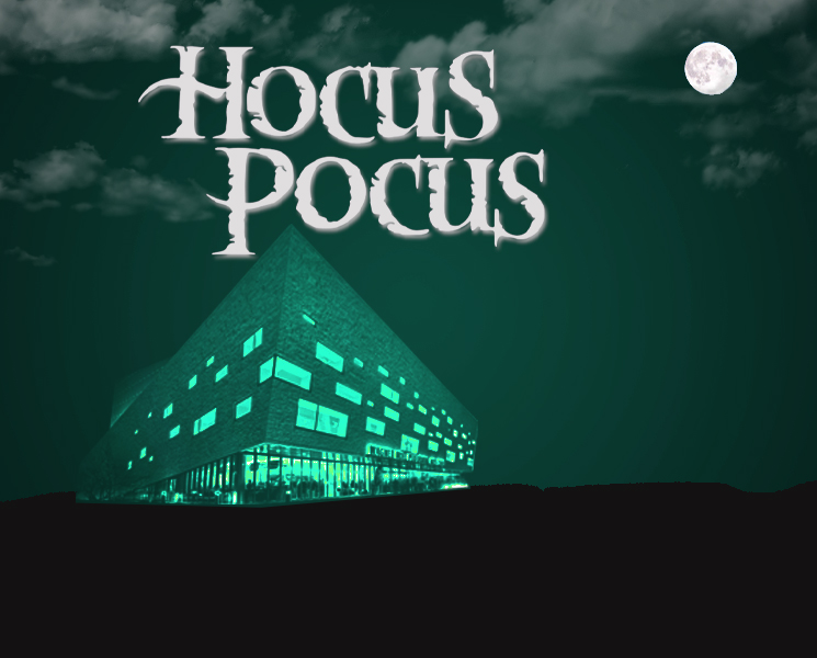 Image for CINEMA UNDER THE STARS:  HOCUS POCUS