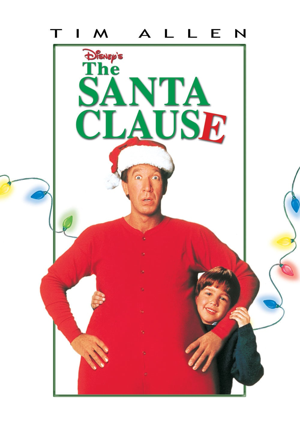 Image for CINEMA UNDER THE STARS: THE SANTA CLAUSE (1994)