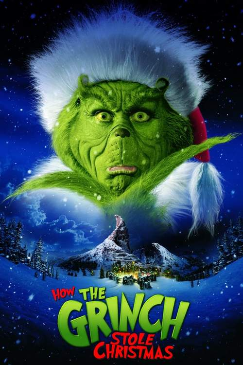 Image for CINEMA UNDER THE STARS:  DR. SEUSS' HOW THE GRINCH STOLE CHRISTMAS (2000)
