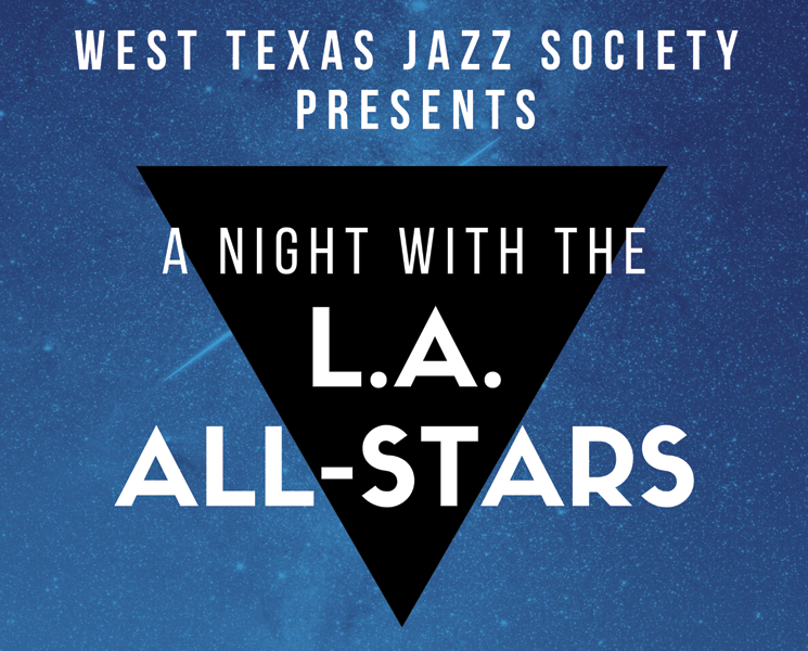 Image for A NIGHT WITH THE L.A. ALL-STARS