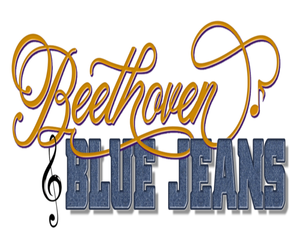 Image for BEETHOVEN & BLUE JEANS - Midland High School Orchestra