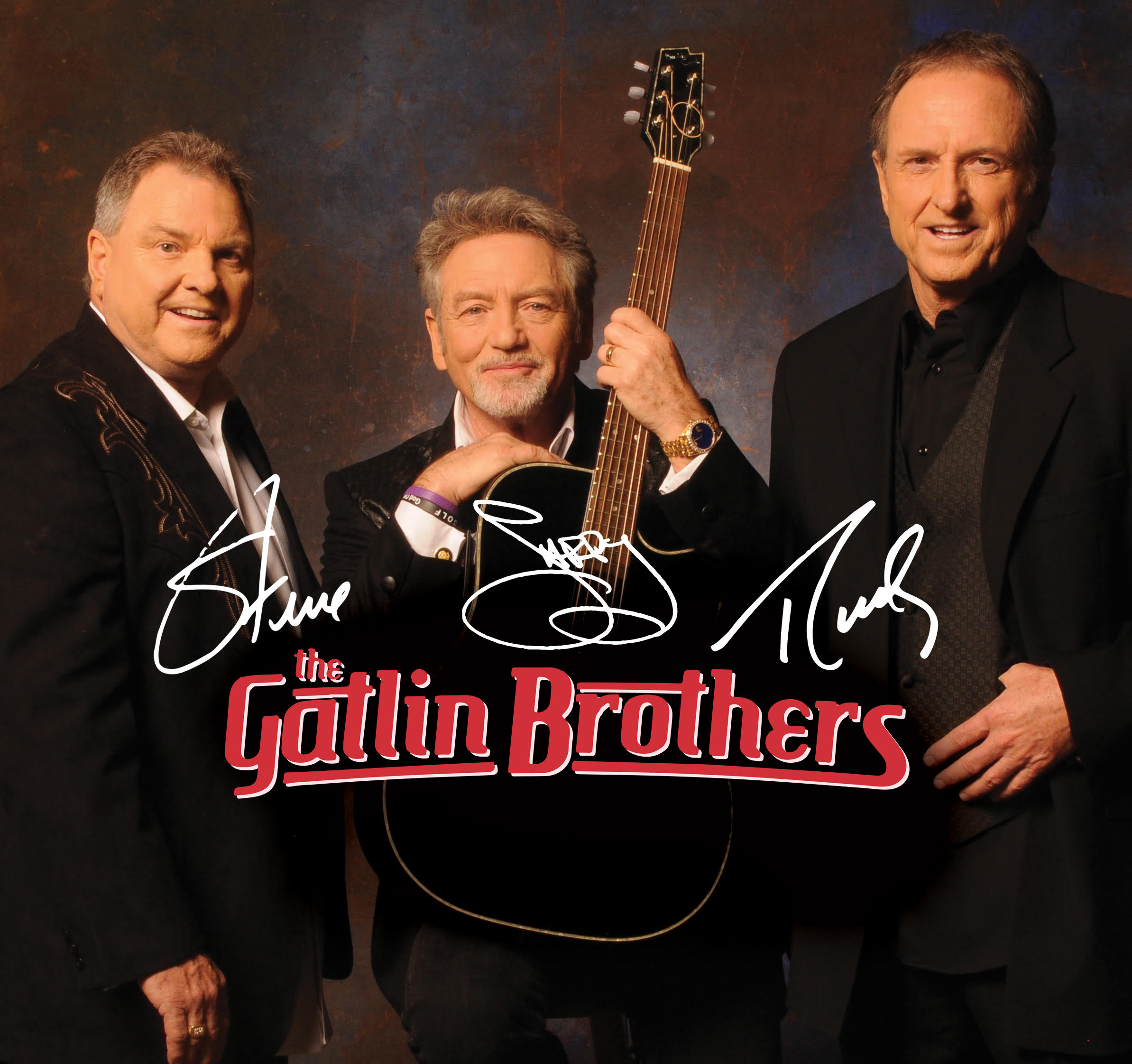 Image for AN EVENING WITH THE GATLIN BROTHERS