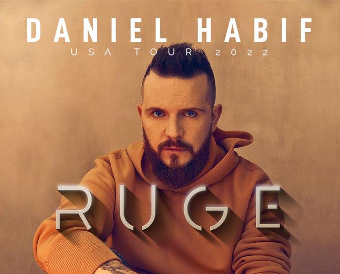 Image for DANIEL HABIF - RUGE TOUR 2022