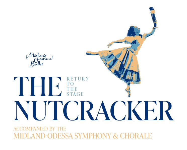 Image for 'THE NUTCRACKER' BY MIDLAND FESTIVAL BALLET