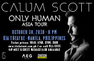Image for Calum Scott: Only Human Asia Tour*