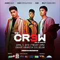 Image for The Cr3w: Live in Concert*