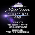 Image for Miss Teen Philippines 2019*