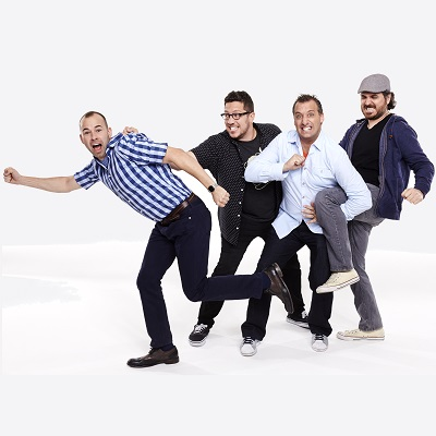 Image for truTV Impractical Jokers Starring The Tenderloins - Tour Merch Package