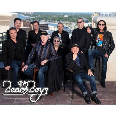 Image for The Beach Boys with special guests  John Stamos and The Righteous Brothers