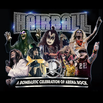 Image for Hairball: A Bombastic Celebration of Arena Rock with special guest Kat Perkins