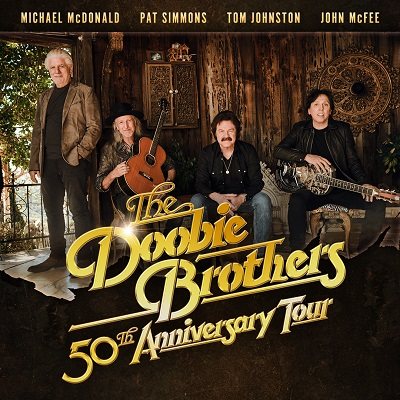 Image for The Doobie Brothers - 50th Anniversary Tour
