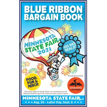Image for 2021 Blue Ribbon Bargain Book