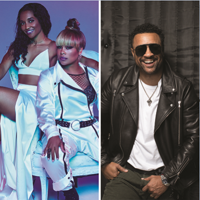 Image for TLC and Shaggy with special guest Bone Thugs-N-Harmony
