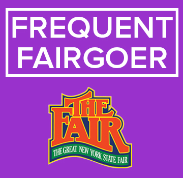 Image for Advance Sale Frequent Fairgoer Admission- Good For Admission, Any 6 Days of the 2018 Fair