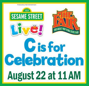 Image for Sesame Street Live-  08/22/2018 11:00 AM