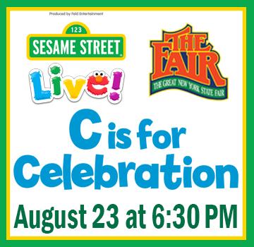 Image for Sesame Street Live-  08/23/2018 06:30 PM