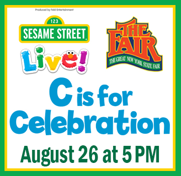 Image for Sesame Street Live-  08/26/2018 05:00 PM