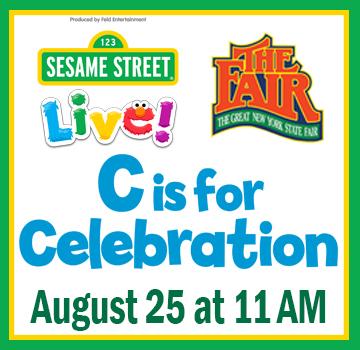 Image for Sesame Street Live-  08/25/2018 11:00 AM