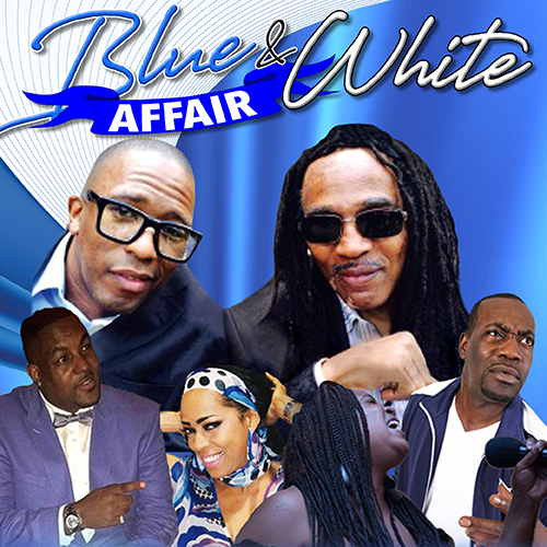 Image for DMS PRODUCTIONS presents BLUE & WHITE AFFAIR with WILL TRAXX, SURFACE, COMIC MARSHALL BRANDON and more