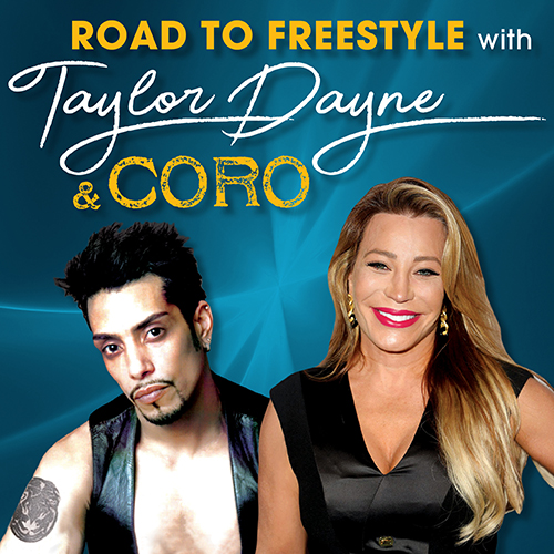 Image for ROAD TO FREESTYLE with TAYLOR DAYNE & CORO
