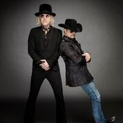 Image for Chuck Wagon Community Fund Presents BIG & RICH featuring Cowboy Troy with Gary Chapman