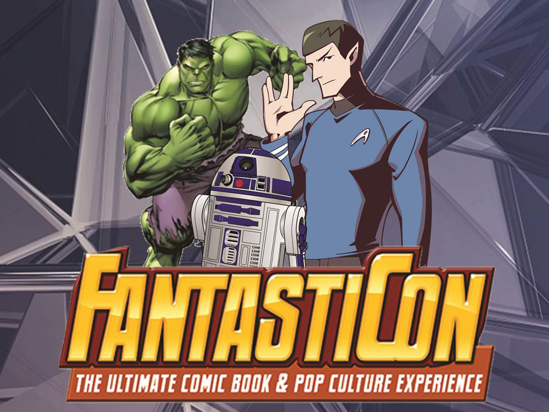 Image for FANTASTICON S6-EP19 - Saturday, October 27, 2018