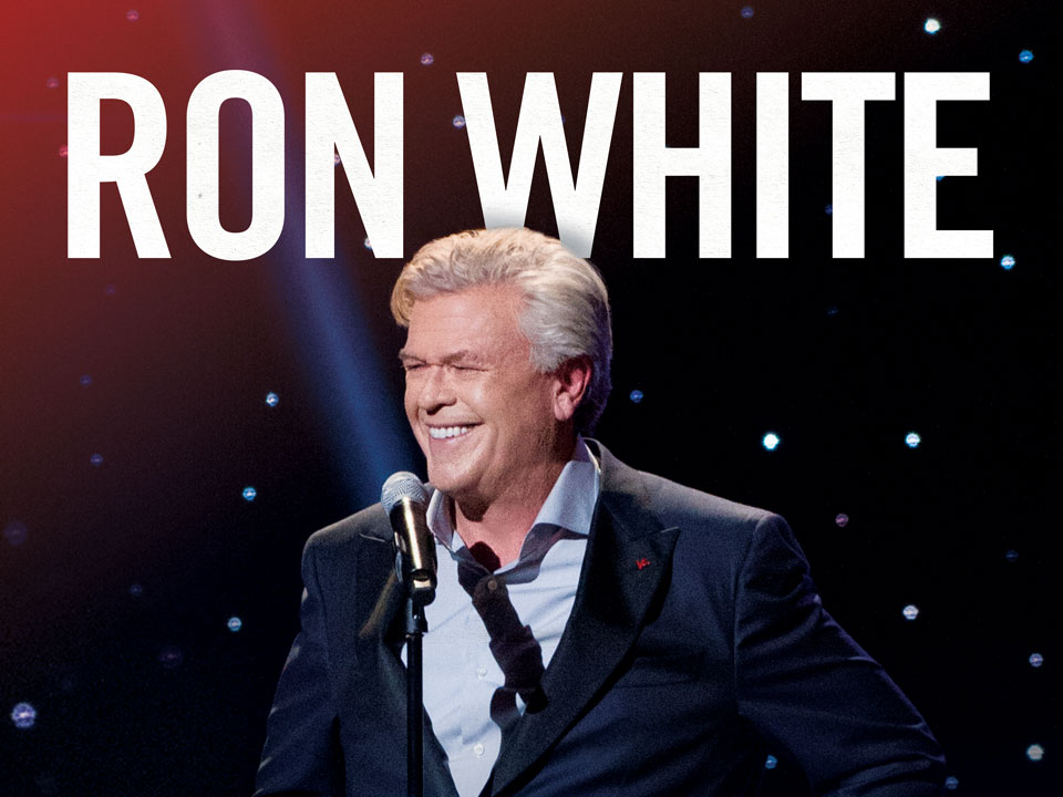 Image for RON WHITE - NEW DATE! - Sunday, August 30, 2020
