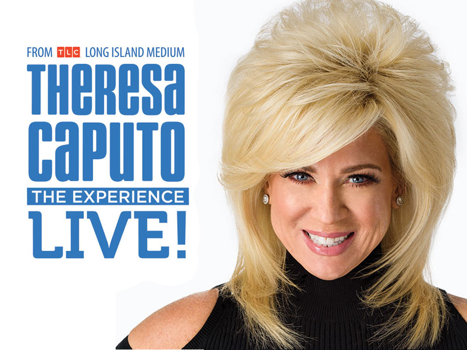 Image for THERESA CAPUTO - Friday, March 6, 2020
