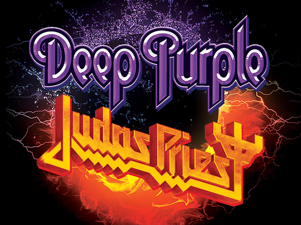 Image for DEEP PURPLE & JUDAS PRIEST - Saturday, August 25, 2018 (OUTDOORS)