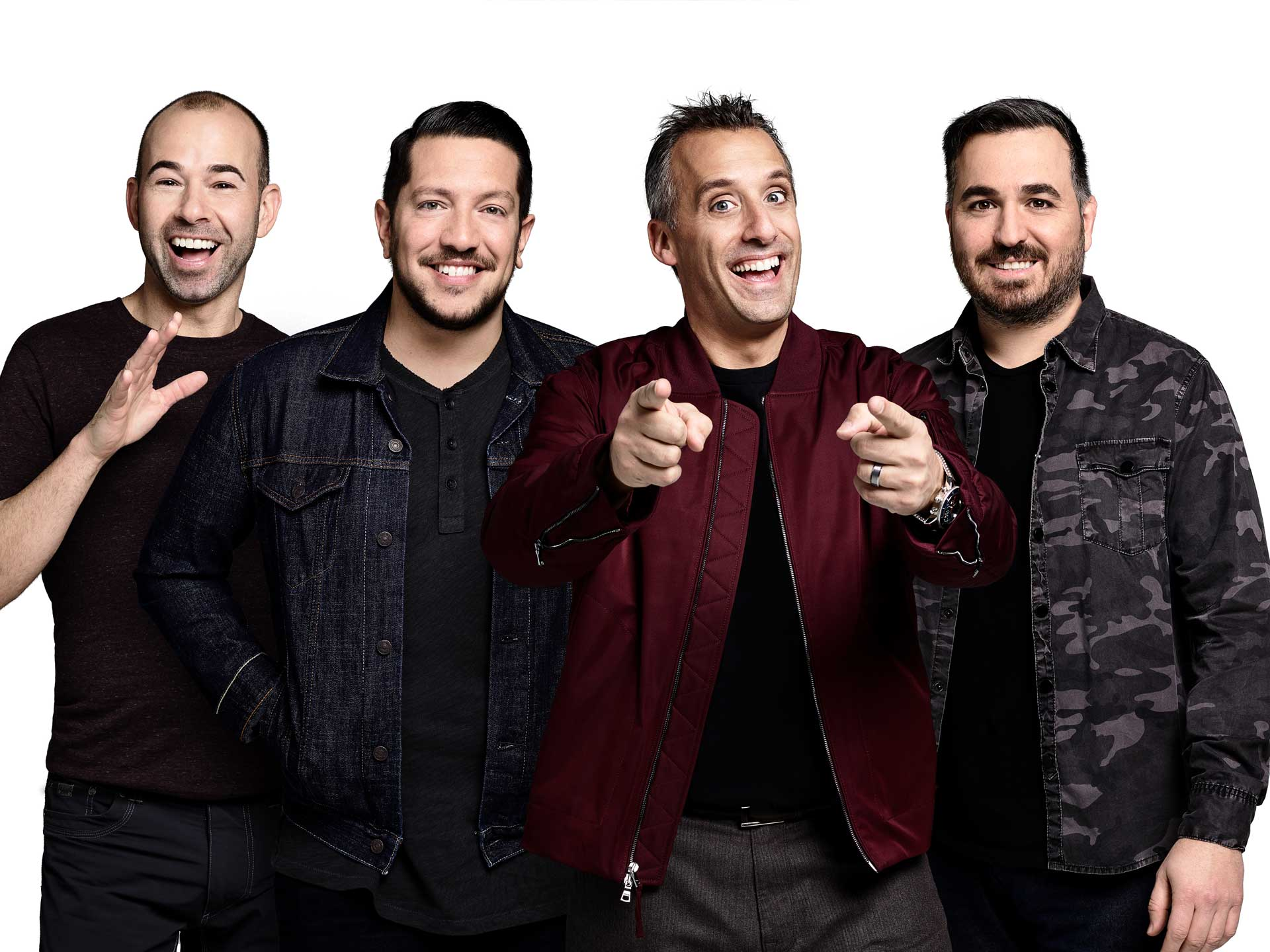 "Image for Impractical Jokers ""The Cranjis McBasketball World Comedy Tour"" - SAT 11/17/18 6:00PM"