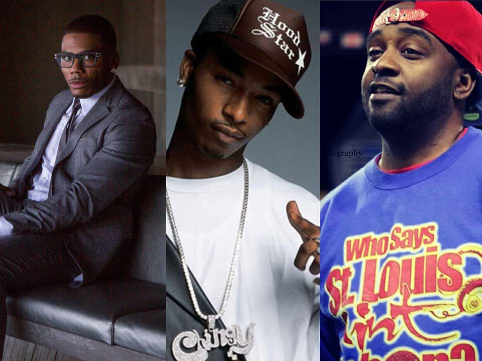 Image for NELLY, CHINGY & MURPHY LEE - Friday, December 28, 2018