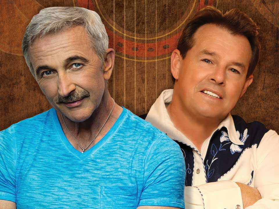 Image for AARON TIPPIN & SAMMY KERSHAW - Saturday, December 29, 2018