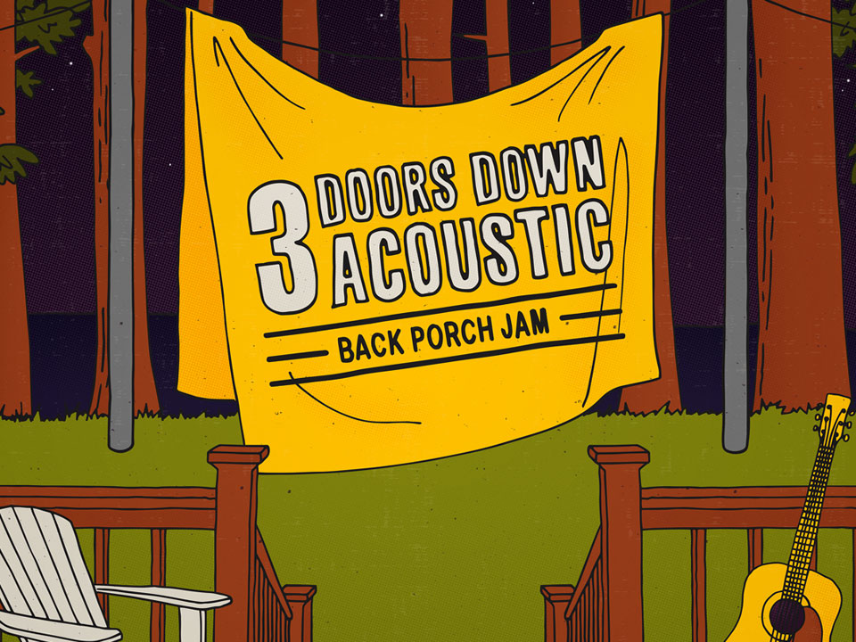Image for 3 DOORS DOWN ACOUSTIC - Friday, February 1, 2019