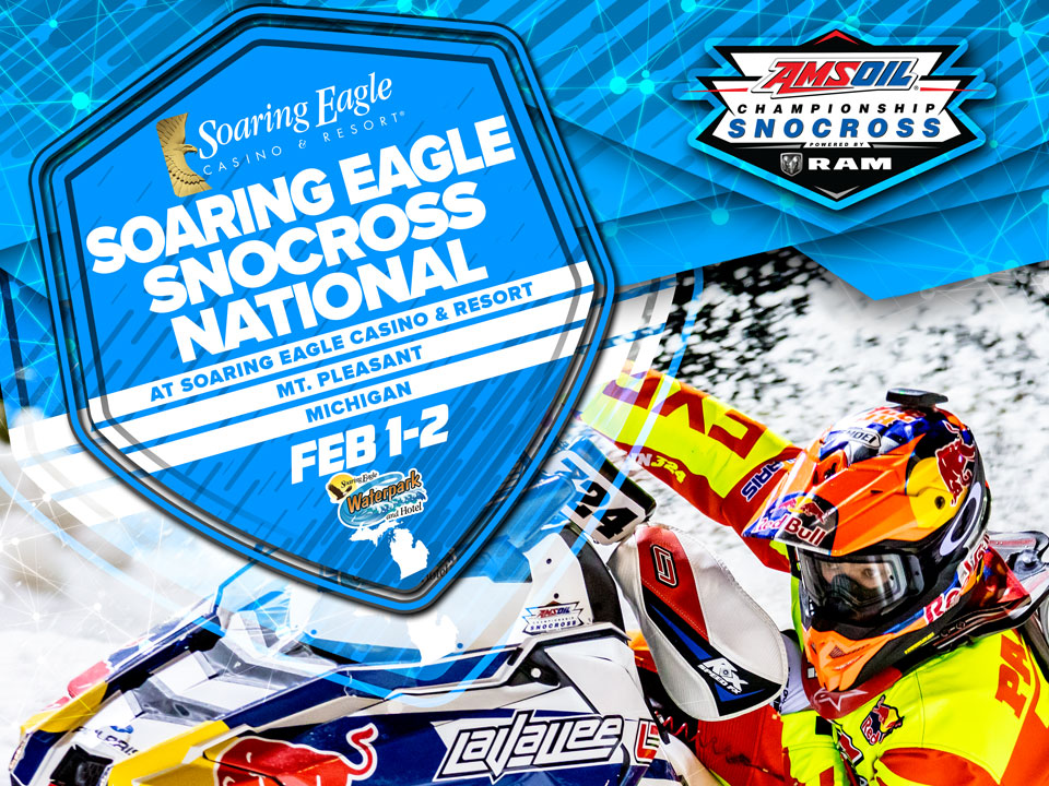Image for SOARING EAGLE'S SNOCROSS NATIONAL - Weekend Pass