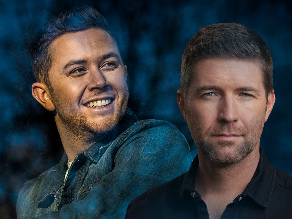 Image for JOSH TURNER & SCOTTY MCCREERY - Saturday, April 20, 2019