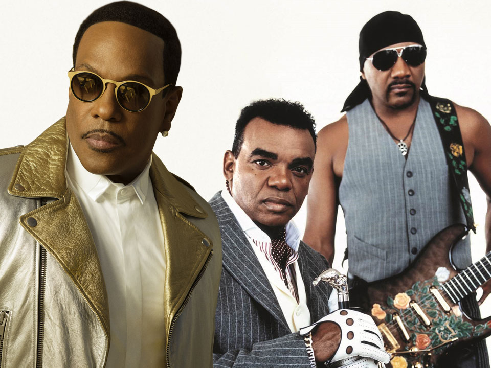 Image for CHARLIE WILSON & THE ISLEY BROTHERS - Friday, July 19, 2019 (OUTDOORS)