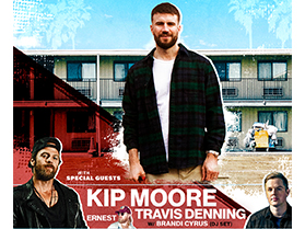 Image for SOUTHSIDE SUMMER TOUR 2020: SAM HUNT wsg KIP MOORE & more - NEW DATE! - Sunday, September 6, 2020 (OUTDOORS)
