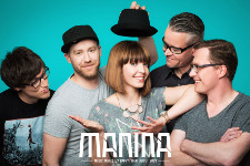 Image for Open-Air-Clubkonzert: MANINA & Friends