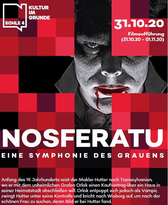 Image for Sohle 4: Nosferatu – eine Symphonie des Grauens