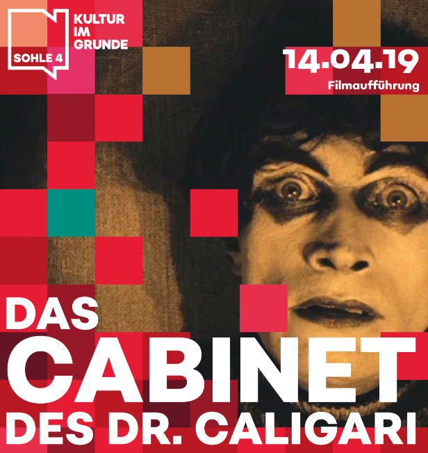 Image for Sohle 4: Filmaufführung: Das Cabinet des Dr. Caligari